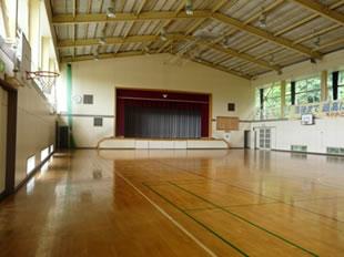 小場体育館2