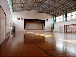 舟生体育館2