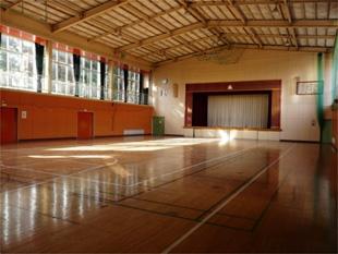小貫体育館2