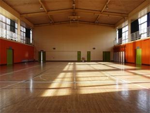 長田体育館2