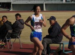 木村世奈さん、勝田全国マラソンで3位入賞