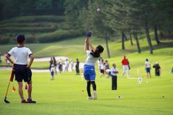 スナッグゴルフ大会へ参加