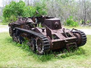 ペリリュー戦車