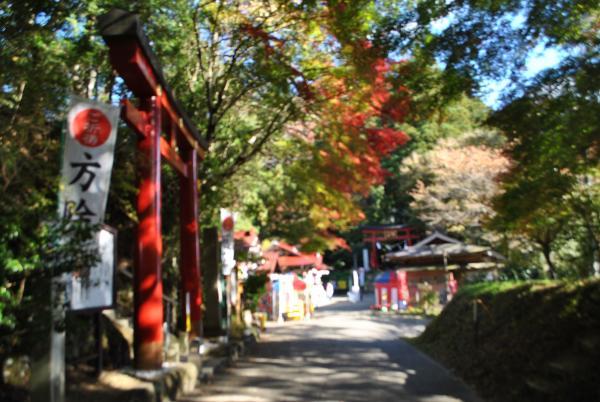 鷲子山上神社パターン1