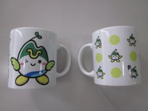 ひたまるマグカップ