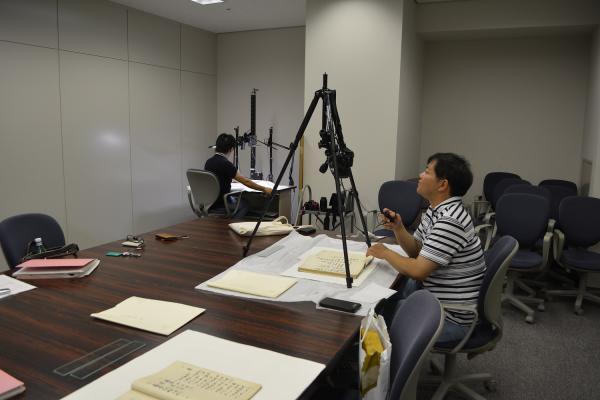 秋田県公文書館調査