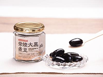 常陸大黒の煮豆01