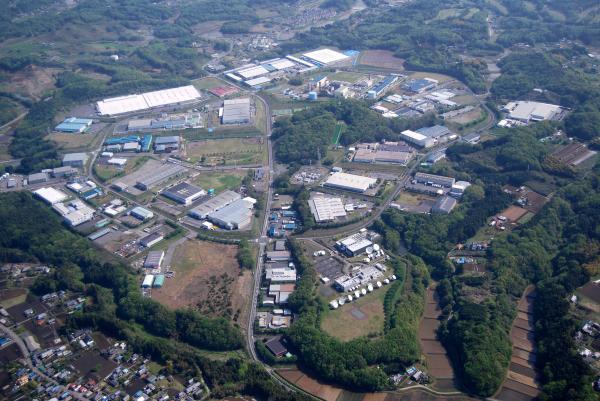 水戸北部中核工業団地