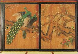 蒼泉の板戸絵 蒼泉寺