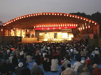 西塩子の回り舞台保存会