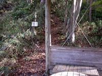 上山ハイキングコース02
