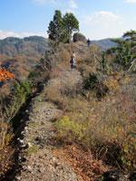 上山ハイキングコース12