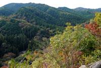 御前山ハイキングコース07-02