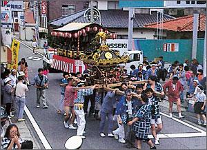 上小瀬の祇園祭01