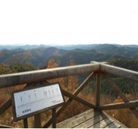 尺丈山ハイキングコース19