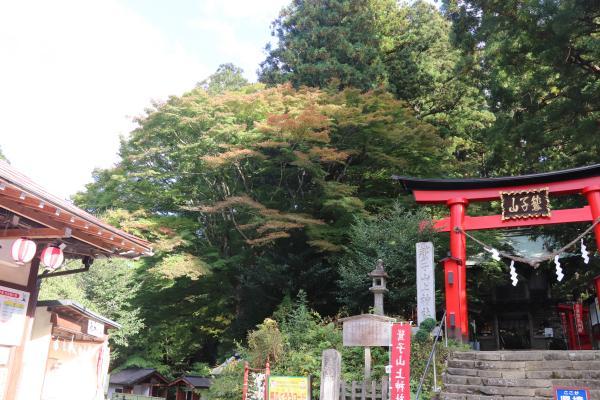 鷲子山上神社2