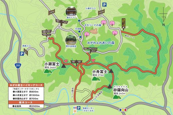 小舟富士山頂(25%)