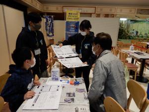 パラオフェア2020 バイクラフト体験