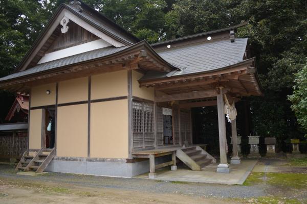 鹿島高房神社調査