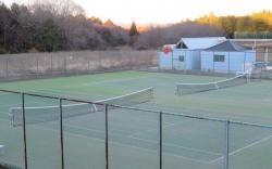 改善センターテニスコート