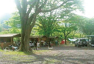 施設:キャンピングガーデン家和楽(やわら)